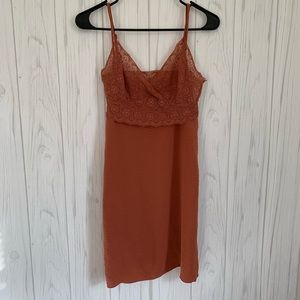 3/$25 Kendall & Kylie Lace Top Slip Dress